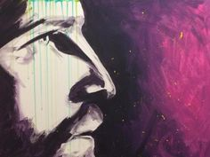 Auction item Easter Jesus Painting hosted online at 32auctions.
