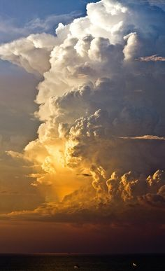 What a sky ! , from Iryna