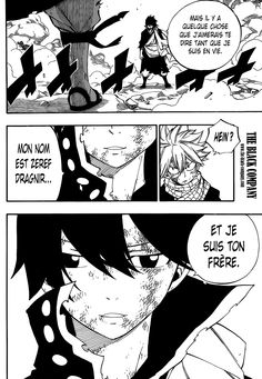 Fairy Tail 465 Page 6