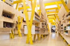 Hugg Store by Tandem Studio, Melbourne – Australia. Amazing spaces can also be…