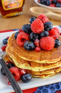 Low Syn Cottage Cheese Pancakes   Slimming World