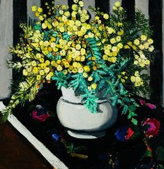 Discover the value of your art. Our database has art auction market prices for Margaret Rose (MacPherson) Preston, Australia and other Australian and New Zealand artists covering the last 40 years sales. Margaret Rose, Margaret Preston, Australian Wildflowers, Australian Native Flowers, Henri De Toulouse Lautrec, Australian Painting, Australian Artists, Gustav Klimt, Le Mimosa