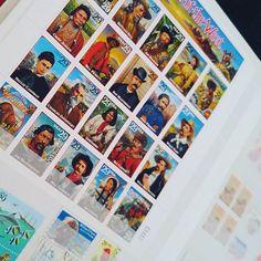 Was man alles bei einem Umzug findet... Meine alte Briefmarkensammlung.  #Briefmarken #stamps #sammeln