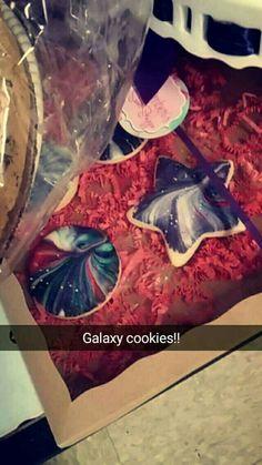 Galaxy cookies!!! Galaxy Cookies, Theme Galaxy