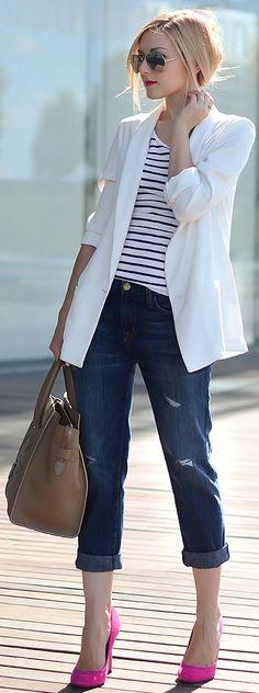Zara Fuchsia Suede Rounded Toe Stilettos by Oh My Vogue