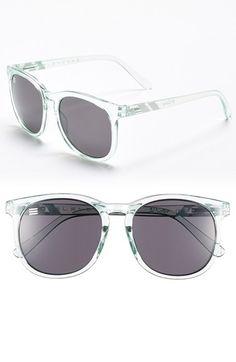 2204929dcab Blenders Eyewear  Honeydew  67mm Rounded Sunglasses Honeydew