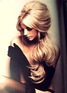 I LOVE BIG HAIR!!!