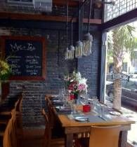 The Macintosh. 479 King Street, Charleston, S.C.  Home of the Bacon Happy Hour!