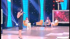 """الحياة حلوة - الفنانة """" مي سليم """" تشعل المسرح بالرقص الاستعراضي في اغنية """" شفتك بقلبي """" - YouTube"""