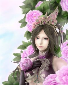Diao Chan, Dynasty Warriors