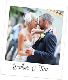 Walker and Tim had a beautiful #wedding ceremony at Amelia Island in Florida. Thank you for letting us be a part of it!  Here are their vendors:  Photographer: Leah Powell Photography  Venue/Caterer/accomodations: Florida House Inn and Restaurant  Cake: Nana Teresa's Bake Shop  Gown & veil: Maggie Louise Bridal Boutique  Mom's dress: All About Weddings- Germantown, TN  Laura's dress (sister/matron of honor): Ralph Lauren at Dillard's  Lydia's dress (niece/flower girl): Handmade by her…