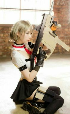 I would love to have these kind of girl friend. Kawaii Cosplay, Cosplay Anime, Cute Cosplay, Cosplay Outfits, Best Cosplay, Cosplay Girls, Cosplay Costumes, Airsoft Girls, Cosplay Mignon
