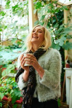 Licht, koffie en groen. Een perfecte combinatie voor je lente fotoshoot
