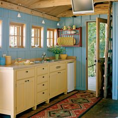 Bright and Beautiful - Bright and Colorful Rooms - Coastal Living