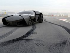 Lamborghini Ankonian, AKA the Batmobile you can buy