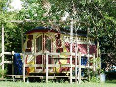 The authentic caravan