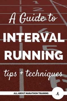 Interval training is one of the best forms of speed training. It will bring you amazing results if you know what you are doing and how to do it. Here are the guidelines.