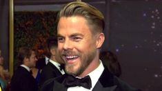 awesome EXCLUSIVE: Derek Hough Says Julianne is Adjusting 'Fantastically' to Married Life With Brooks Laich