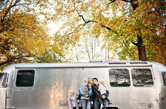 Family of 5 Traveling the United States in 188 Square Feet of Airstream Awesomeness.