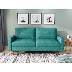 Corrigan Studio® Giacinto 70'' Square Arm Sofa & Reviews | Wayfair