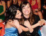 Look Back at Selena Gomez and Demi Lovatos Most Loving Moments