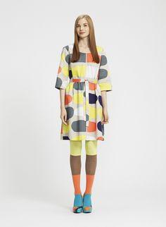 Marimekko suklaajatski dress Marimekko Dress 33ec0fcea8
