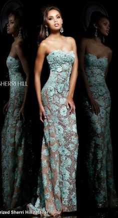 Sherri Hill Dress 11126 | Terry Costa Dallas www.terrycosta.com #promdresses #prom2014 #sherrihillprom