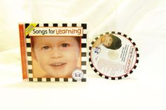 More Songs for Learning Kids Pop &  Rock 2007 Twin Sisters Aardvark Kids Music  #EducationalNurseryRhymeSingAlong