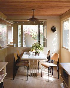 The R.M. Schindler house of LA designer Pamela Shamshiri - IN/OUT | Design & Lifestyle
