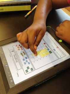 How to get your worksheets onto the iPad~ making learning fun with technology!