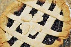 Saskatoon Berry Pie--great recipe!