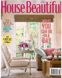 im learning all about house beautiful decoration magazine at influenster housebeautiful - Decorating Magazines