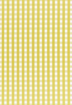 F. Schumacher Bermuda Check-Citron 68060 Interior Decor Fabric -