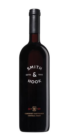 Smith and Hook wine - find it at Market Alley Wines, Monmouth IL