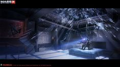 Image result for mass effect concept art
