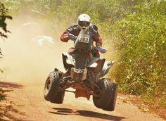Dakar: Pablo Copetti assume comando dos quads