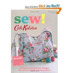 DIY Book: SEW! By Cath Kidston