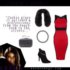 """Cookie is all about keeping it classy and sassy..."" #CookieLyon #Empire 