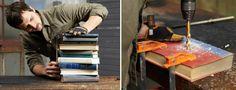 Los 15 DIY más ingeniosos que querrás intentar ahora mismo  Sigue leyendo: http://www.habitissimo.es/ideas/los-diy-mas-ingeniosos#ixzz3U5ewDv36