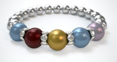 I saw this bracelet on my sister and fell in love.  I ordered one for myself and my sister-in-law.  Shipping was quick and free.  I have been wearing it every day, and get many compliments.  So beatiful!  Highly recommend.
