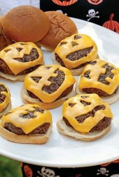 Halloween foods