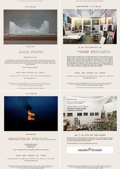 Peça de Email Marketing feita para o cliente Galeria Millan.