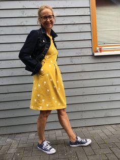 Mein 1. Chloe-Kleid - Epilele Unikat Epilele Unikat