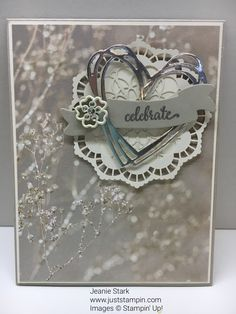 Welcome to my alphabet series showcasing some of the new products in the 2017 Occasions and Sale-A-Bration catalogs. Stampin' Up! has lots of new products for sending cards to loved ones for …