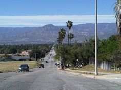 Redlands Ford Street Hill (Lisa Stringo)