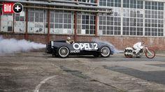*** BILDplus Inhalt *** Rekordjagd in den Zwanzigern - Opels Raketenzeitalter