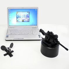Foam darts no longer satisfy your violent desires in the workplace? Just pick up one of these USB Sniper BB Guns and inject a new dose of Office Warfare, Young Guns, Usb Ac, Microsd, Workplace, Hdmi, Remote, Bb, Military