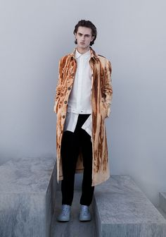Andrea Cammarosano Fall/Winter 2015 Lookbook Look Man, Fall Winter 2015, Dandy, Vintage Designs, Normcore, Menswear, Poses, Mens Fashion, Elegant