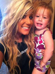 Loves me some Houska :) She has the best hair @Chelsea Houska