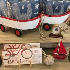 Biking, Sailing, napping, OH My! Things that make my summer go bye!   Like what you see? Check our website, if you don't see it let us know! We may have it in our store!